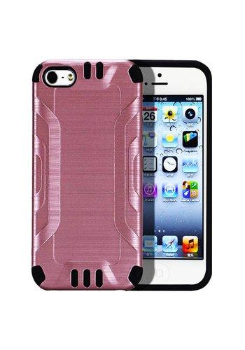 Slim Armor Metallic Design Case for iPhone 5/5S/SE