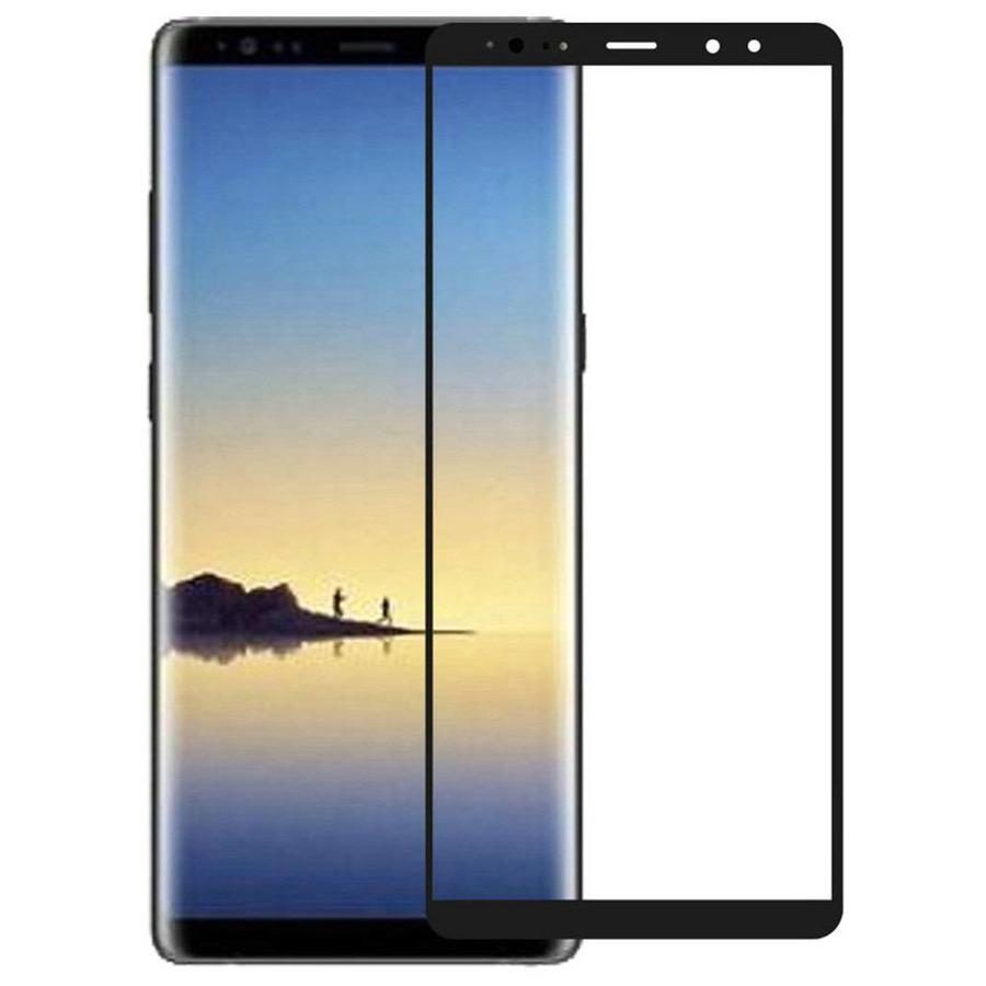 4D Full Cover Tempered Glass for Galaxy Note 8