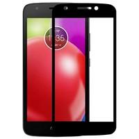 4D Full Cover Tempered Glass for Motorola Moto E4