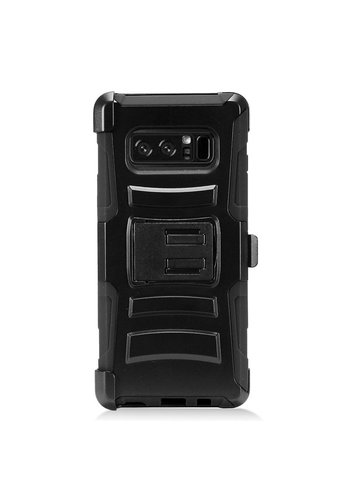 Armor Kickstand Holster Clip Case for Galaxy Note 8