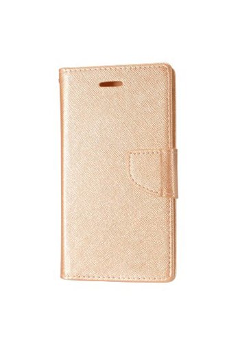 Hybrid PU Leather Flip Cover Case Wallet with Credit Card Slots for Galaxy Note 8