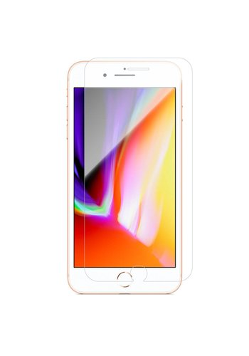 Premium Tempered Glass for iPhone 8 Plus - Single Pack