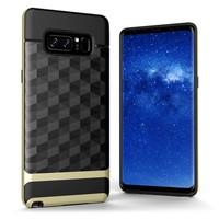 Fashion PC+TPU Gel Slim Armor Diamond Design Case for Galaxy Note 8