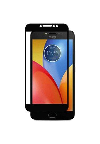 4D Full Cover Tempered Glass for Motorola Moto E4 Plus