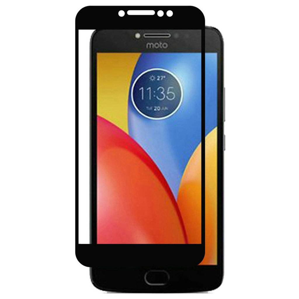 4d Full Cover Tempered Glass For Motorola Moto E4 Plus Diego Color Samsung Galaxy J3 Pro