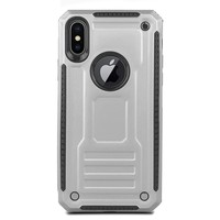 Fashion PC+TPU Gel Armor Rugged Shockproof Case for iPhone X
