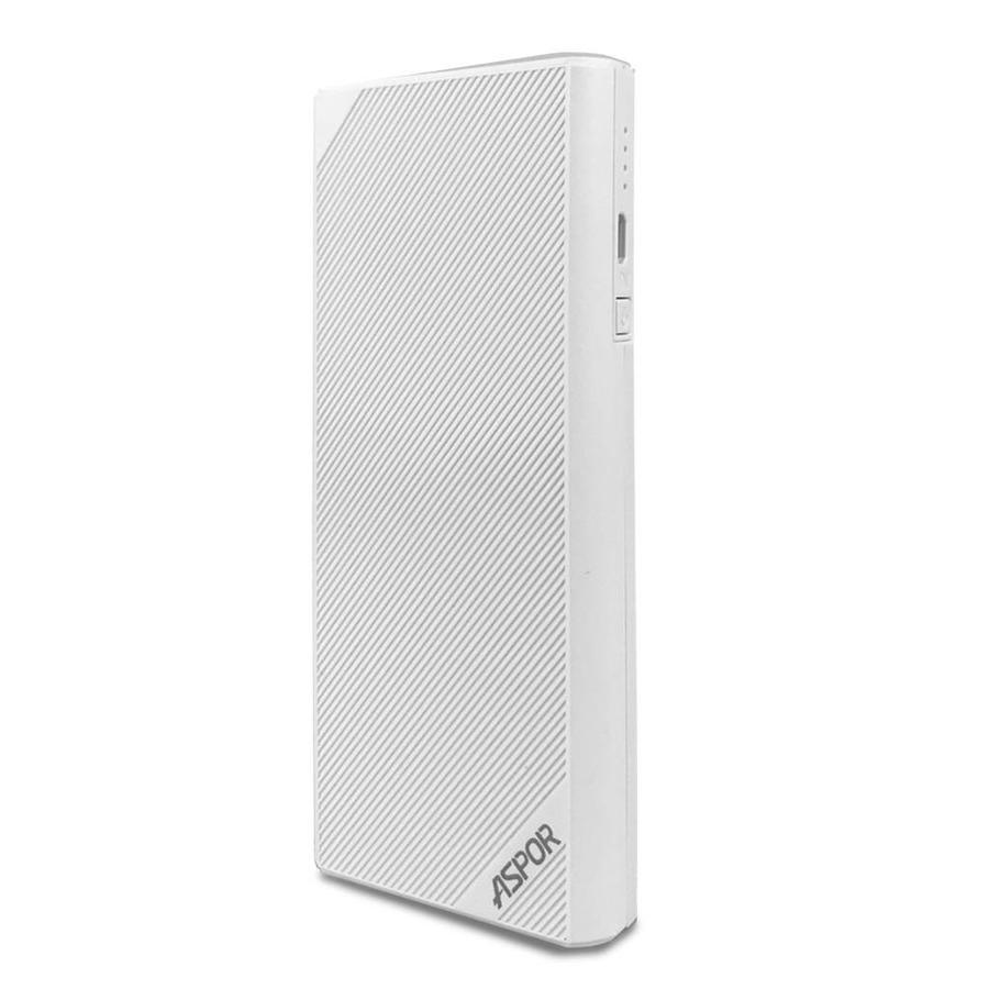 Aspor Rugged Power Box / Power Bank with Dual USB (A345) 10,000mAh