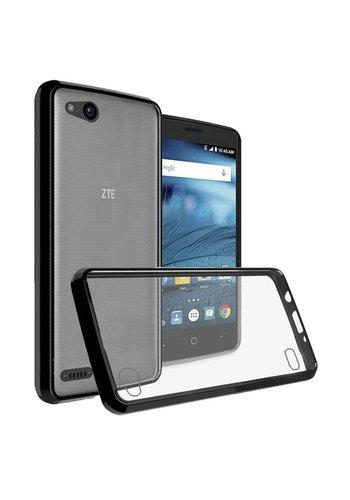 Ultra Slim Clear Hard Fused PC+TPU Case for ZTE Tempo X N9137 / ZTE Avid 4