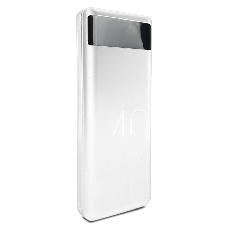 Aspor Smart Power Bank with Dual USB (A349) 12,000mAh