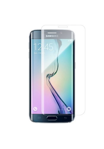 4D Curved Full Cover Tempered Glass for Galaxy S6 Edge