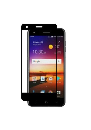 4D Full Cover Tempered Glass for ZTE Blade Force N9517