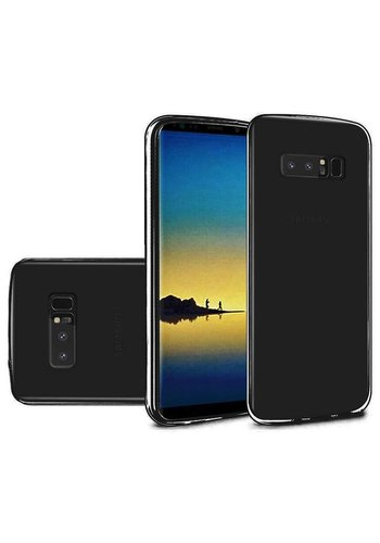 TPU Gel Case For Galaxy Note 8