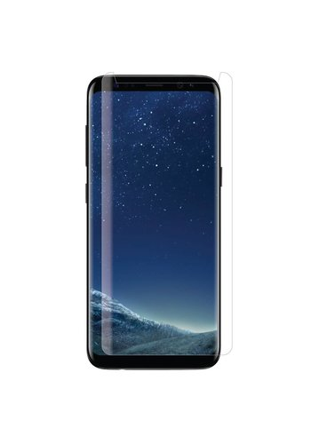 Premium Tempered Glass for Galaxy S8 Plus - Single Pack