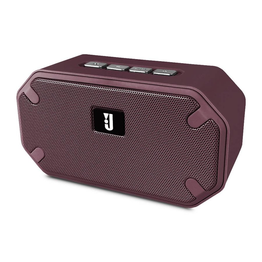 CHARGE6+ Mini Bluetooth Speaker and Charger - 6,000mAh