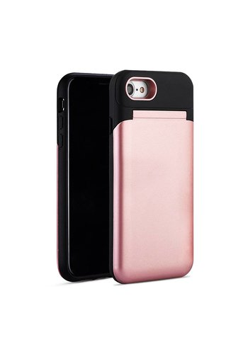 Roar Lovely Mirror Bumper Case with Card Storage for iPhone 7/8