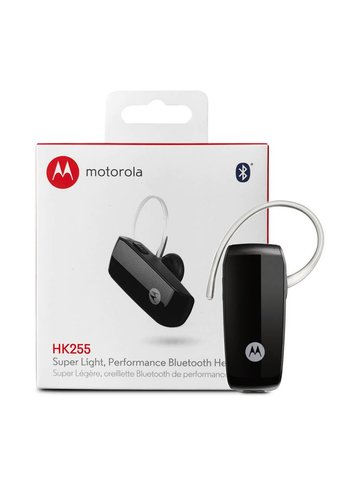 Motorola HK255 Wireless Bluetooth Headset For Calls and Music
