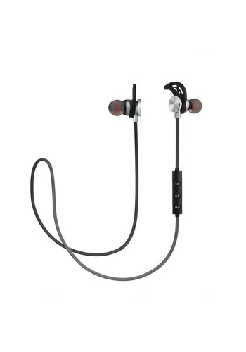 Woozik N900 Wireless Sweat Resistant Bluetooth Magnetic Earbuds with Mic