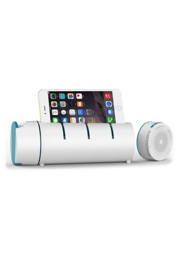 iWater Portable Speaker / Phone Holder / Snap Shot Water Bottle