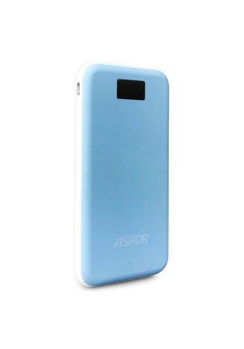 Aspor Smart Power Bank Dual USB Intelligent Output A386