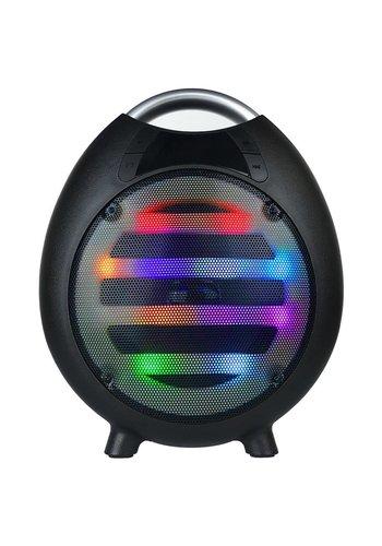 "Woozik 6.5"" Portable Party Buletooth Speaker SPK-BT-400"