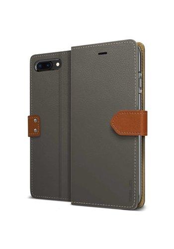 Obliq K1 Italian Leather Wallet Case for iPhone 7/8 Plus