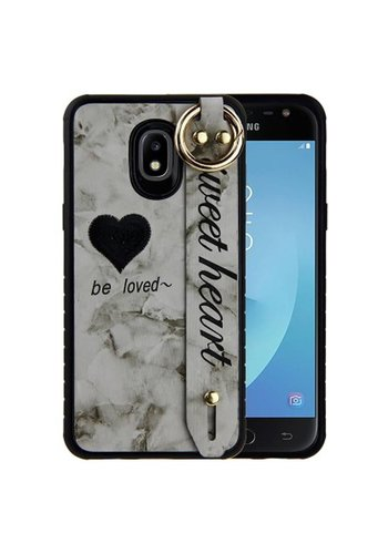 Guardian Colorful Sweet Heart Case for LG Stylo 4 - Band Tough
