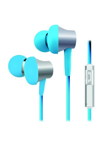 Coby JAMM X Tangle Free Stereo Earphones