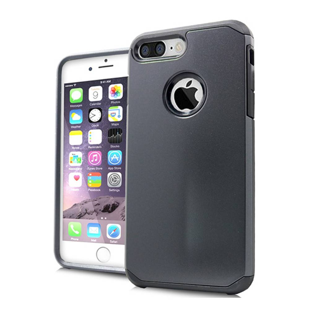 size 40 083ae b8dd3 Slim Glossy Solid Case For iPhone 7