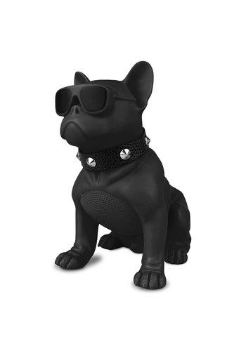 Portable Matte Design Bulldog Bluetooth Speaker (M10)