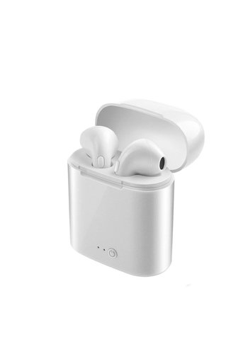 i7S TWS Wireless Bluetooth Earphones with Charging Case V4.2