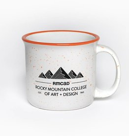 RMCAD Campfire Ceramic Mug- 15 oz