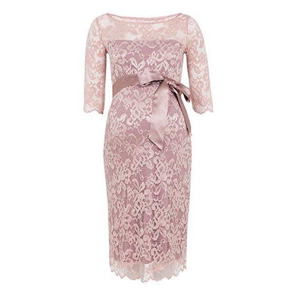 Amelia Lace Maternity Dress