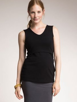 Boob Audrey Sleeveless Nursing Top