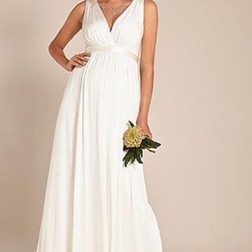 Tiffany Rose Maternity Wear Australia Anastasia Long Wedding Gown