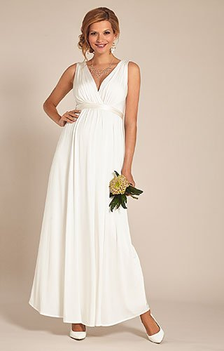 Tiffany Rose Maternity Wear Australia Anastasia Long Wedding Gown