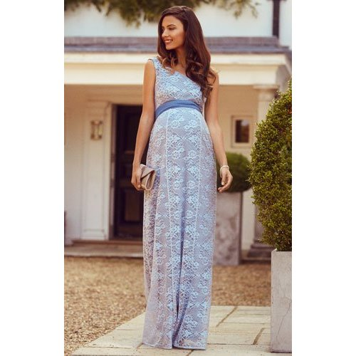 Tiffany Rose Maternity Wear Australia Gia Lace Gown