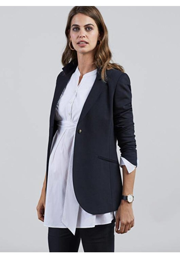 Althea Tailored Maternity Blazer