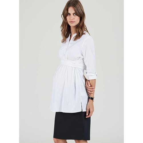 Isabella Oliver Althea Tailored Maternity Skirt