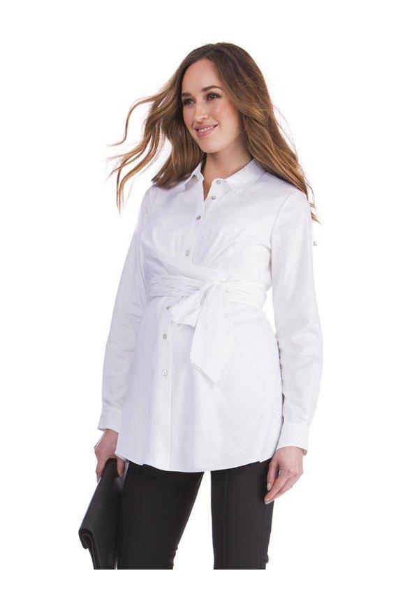 Bronwen Wrap Shirt