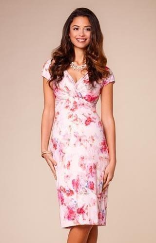 Tiffany Rose Maternity Wear Australia Bardot Shift Dress English Rose