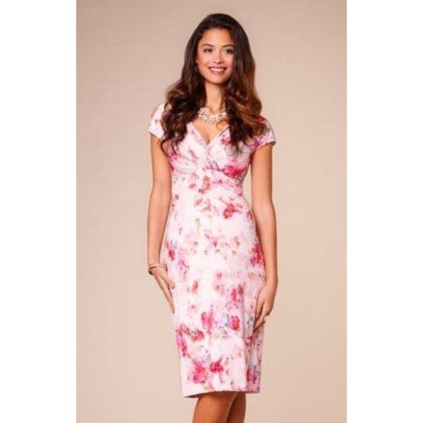 Bardot Shift Dress English Rose