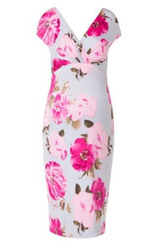 Tiffany Rose Maternity Wear Australia Bardot Shift Dress