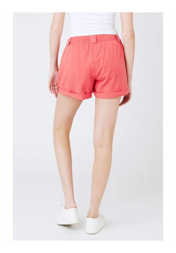 Tencel Combat Shorts