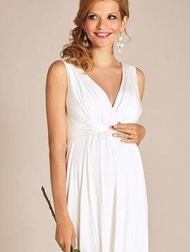 Tiffany Rose Maternity Wear Australia Anastasia Short Wedding Gown