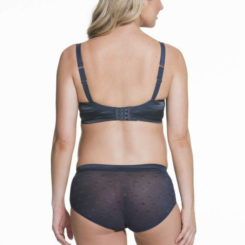 Cake Lingerie Mousse Brief - Slate