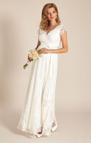 ... Tiffany Rose Maternity Wear Australia Eden Wedding Gown Long ...