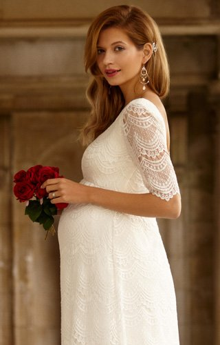 Tiffany Rose Maternity Wear Australia Verona Wedding Gown