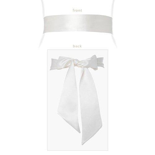 Tiffany Rose Maternity Wear Australia Silk Satin Sash Long