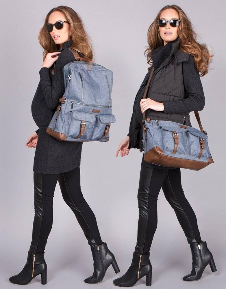 Seraphine Lorenz Satchel Rucksack Changing bag