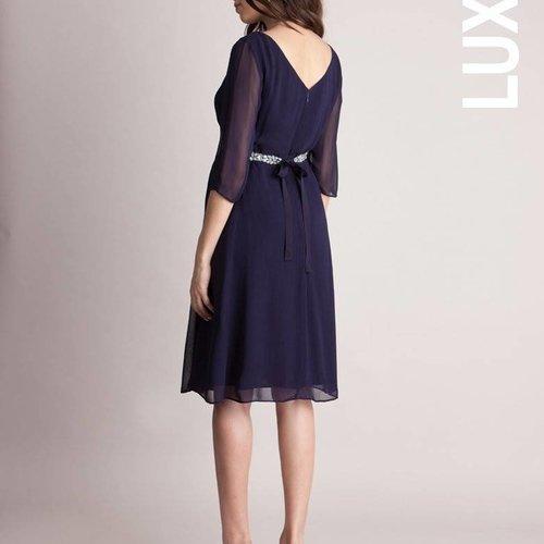 Seraphine Gisele Sheer Sleeve Dress